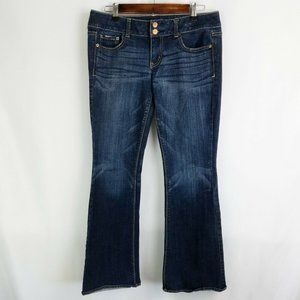 American Eagle Artist Flare Jeans